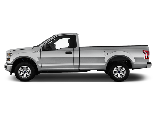 Ford F-150 4x2 Cabine Simple Caisse Longue 2018