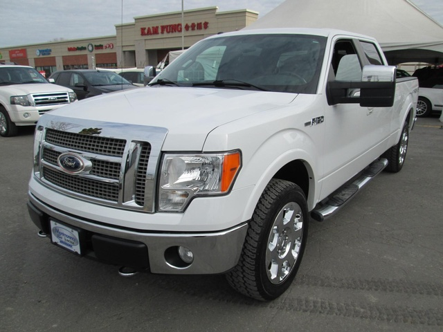 Ford F-150 Lariat 2009, concessionnaire Ford à Brossard
