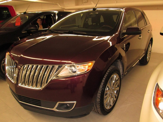 Lincoln MKX 2011, concessionnaire Lincoln à Brossard