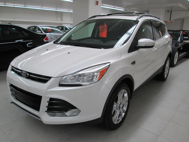Ford Escape SEL 2013, concessionnaire Ford à Brossard