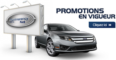 Promotions Ford